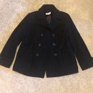 St. John's Bay coat size petite large
